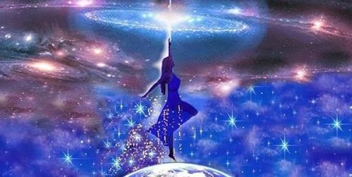 Resultado de imagen de venimos de las estrellas y allí está nuestro destino