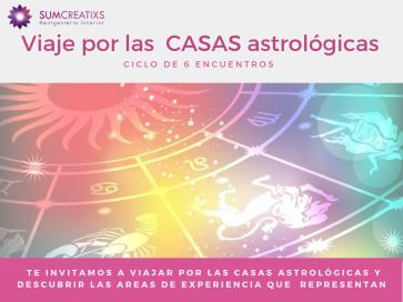 Programa Viaje astrológico por las Casas-2
