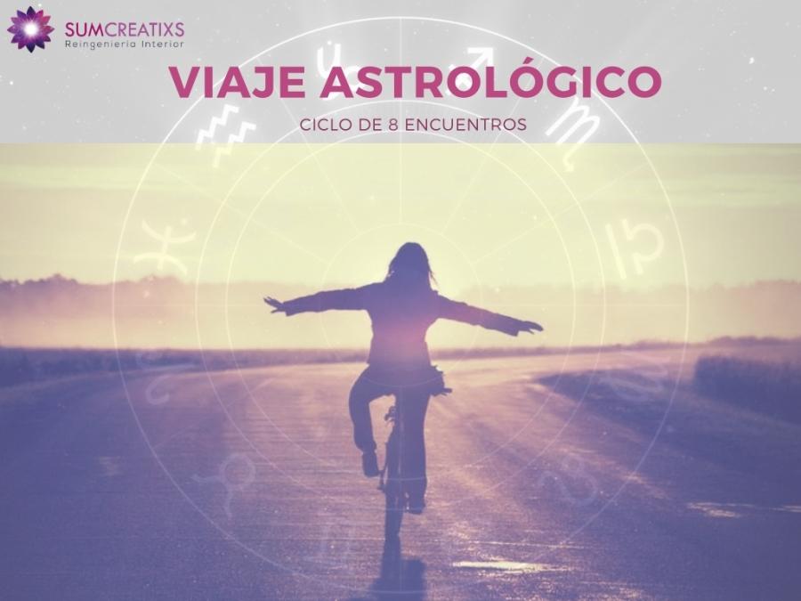 Invitación a viaje astrológico 2019
